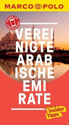 MARCO POLO Reiseführer Vereinigte Arabische Emirate (eBook, ePUB) - Wöbcke, Manfred