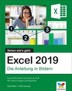Excel 2019 (eBook, PDF) - Bilke, Petra; Sprung, Ulrike