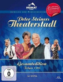 Peter Steiners Theaterstadl - Gesamtedition - Steiner,Peter