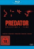 Predator Collection 1-4: Predator, Predator 2, Predators, Predator - Upgrade BLU-RAY Box