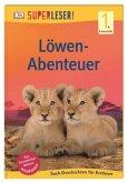 SUPERLESER! Löwen-Abenteuer / Superleser 1. Lesestufe Bd.12