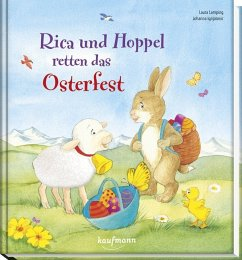 Rica und Hoppel retten das Osterfest - Lamping, Laura