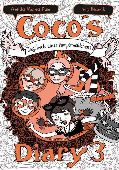 Buch-Reihe Coco's Diary
