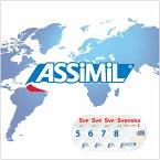 4 Audio-CDs / Assimil Schwedisch ohne Mühe .2