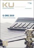 G-DRG Fallpauschalenkatalog 2019