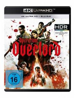 Operation: Overlord (4K Ultra HD + Blu-ray) - Iain De Caestecker,Wyatt Russell,Pilou Asbæk