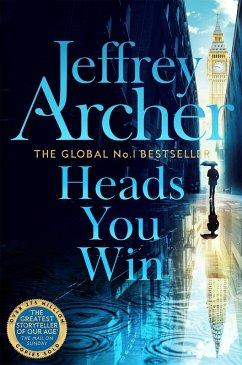 Heads You Win (eBook, ePUB) - Archer, Jeffrey