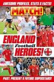 Match! England Football Heroes (eBook, ePUB)