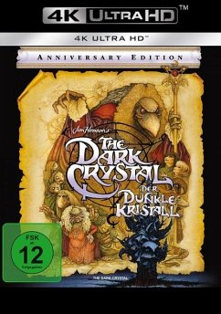 Der dunkle Kristall Anniversary Edition / 4K Ultra HD Blu-ray
