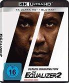 The Equalizer 2 4K Ultra HD Blu-ray + Blu-ray