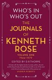Who's In, Who's Out: The Journals of Kenneth Rose (eBook, ePUB)