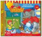 Nachts in der Erfinderwerkstatt / Benjamin Blümchen Bd.141 (1 Audio-CD)