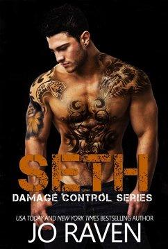 Seth (Damage Control, #3) (eBook, ePUB) - Raven, Jo