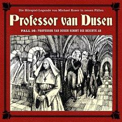 Professor van Dusen, Die neuen Fälle, Fall 16: Professor van Dusen nimmt die Beichte ab (MP3-Download) - Freund, Marc