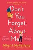 Don't You Forget About Me (eBook, ePUB)