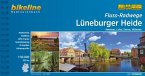 Flussradwege Lüneburger Heide. Ilmenau, Luhe, Seeve, Wümme, 1:50.000, 520 km