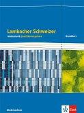 Lambacher Schweizer Mathematik. Schülerbuch Klassen 12/13. Qualifikationsphase Grundkurs/grundlegendes Anforderungsniveau - G9. Ausgabe Niedersachsen