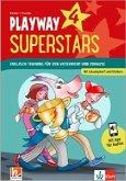 Playway 4. Ab Klasse 1. Activity Book Superstar Training Klasse 4. Ausgabe ab 2019