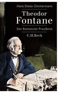 Theodor Fontane - Zimmermann, Hans D.