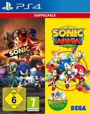 Sonic Mania Plus and Sonic Forces Double Pack (PlayStation 4)