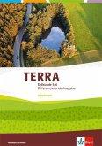 TERRA Erdkunde 5/6. Differenzierende Ausgabe Niedersachsen. Arbeitsheft Klasse 5/6