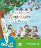 Die schönsten Kinderlieder zum Mitsingen (BOOKii-Version)