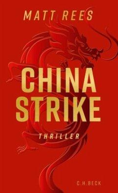China Strike - Rees, Matt Beynon