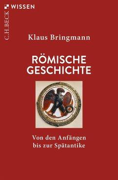 Römische Geschichte - Bringmann, Klaus