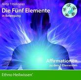 Affirmationen zu den 5 Elementen, Audio-CD