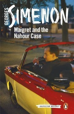 Maigret and the Nahour Case - Simenon, Georges
