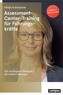 Assessment-Center-Training für Führungskräfte (eBook, PDF) - Püttjer, Christian; Schnierda, Uwe