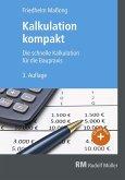 Kalkulation kompakt - E-Book (PDF) (eBook, PDF)