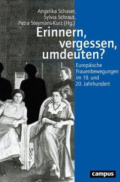 Erinnern, vergessen, umdeuten? (eBook, PDF)