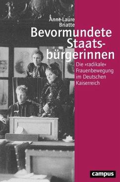 Bevormundete Staatsbürgerinnen (eBook, PDF) - Briatte, Anne-Laure