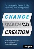 Change durch Co-Creation (eBook, PDF)
