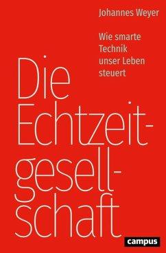 Die Echtzeitgesellschaft (eBook, PDF) - Weyer, Johannes