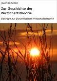Zur Geschichte der Wirtschaftstheorie (eBook, ePUB)
