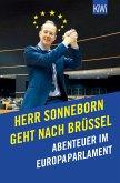 Herr Sonneborn geht nach Brüssel (eBook, ePUB)