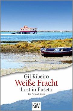 Weiße Fracht / Leander Lost Bd.3 (eBook, ePUB) - Ribeiro, Gil