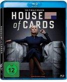 House of Cards - Die finale Season (3 Discs)