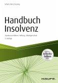Handbuch Insolvenz - inkl. Arbeitshilfen online (eBook, PDF)