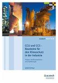 CCU und CCS - Bausteine für den Klimaschutz in der Industrie (eBook, PDF)