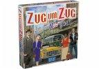 Asmodee DOWD0013 - Zug um Zug New York, Days of Wonder, Erweiterung