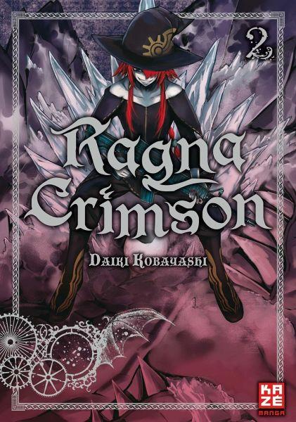 Buch-Reihe Ragna Crimson