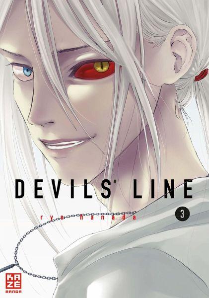 Buch-Reihe Devils' Line