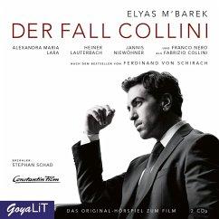 Der Fall Collini, 2 Audio-CDs - Schirach, Ferdinand von