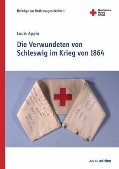 Die Verwundeten von Schleswig im Krieg von 1864 - Appia, Louis