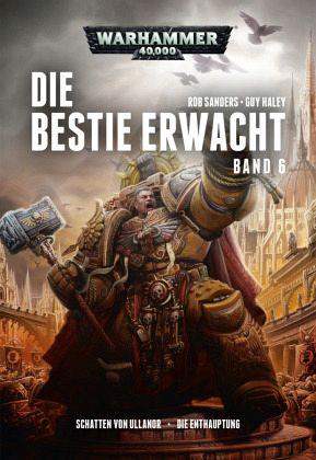 Buch-Reihe Warhammer 40.000 - Die Bestie erwacht