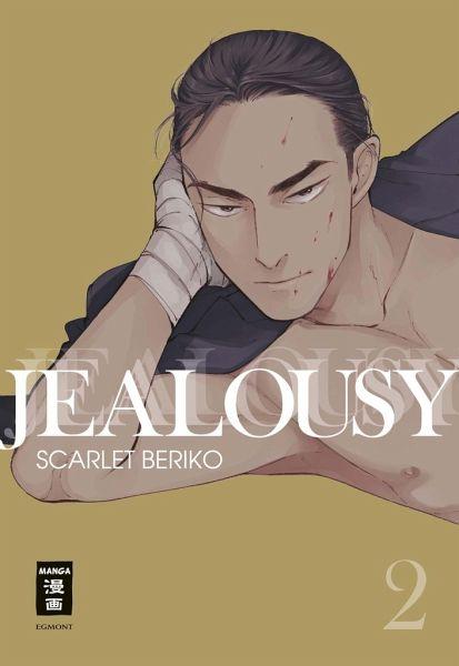 Buch-Reihe Jealousy