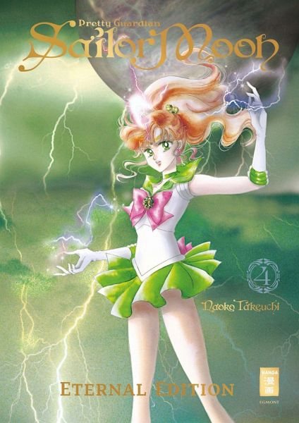 Buch-Reihe Pretty Guardian Sailor Moon - Eternal Edition